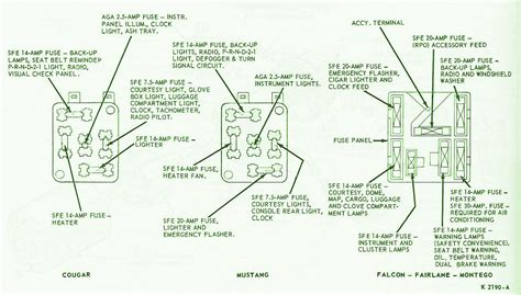 1966 mustang wiring diagrams average joe restoration on