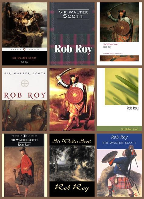Waverley Novels Rob Roy rob roy came alive sir walter s pen and now