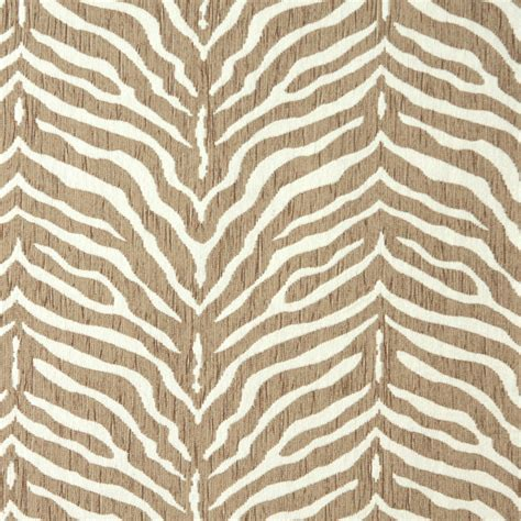 pattern woven into fabric beige zebra pattern textured woven chenille upholstery