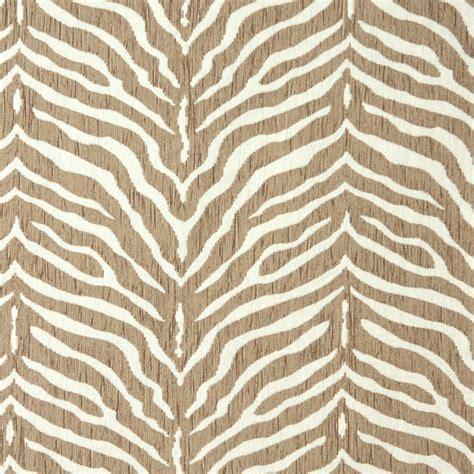 zebra pattern material beige zebra pattern textured woven chenille upholstery