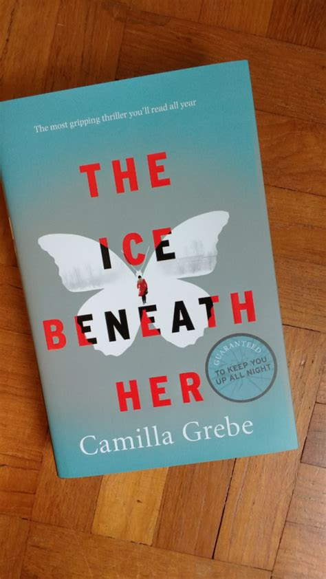 The Beneath By Camilla Grebe a day in the of camilla grebe author of the