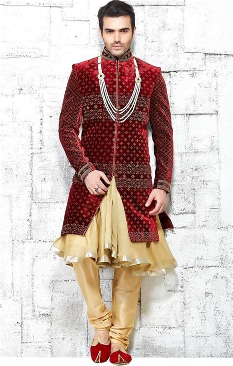 Kurta Colors by Sherwani The Indian Wedding Gown For Men Your Glamour