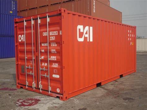 dimensioni interne container 20 piedi container 20 piedi box vendita e noleggio genoa logistic