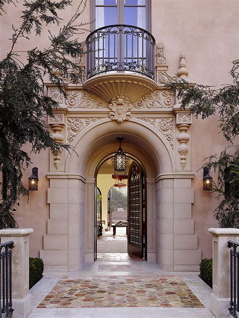 home entry mediterranean entry ideas an air of timeless majesty