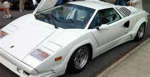 the lamborghini countach from quot the wolf of wall