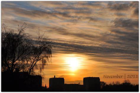 by me me me on november 30 2011 sunset in november by me4tatel on deviantart