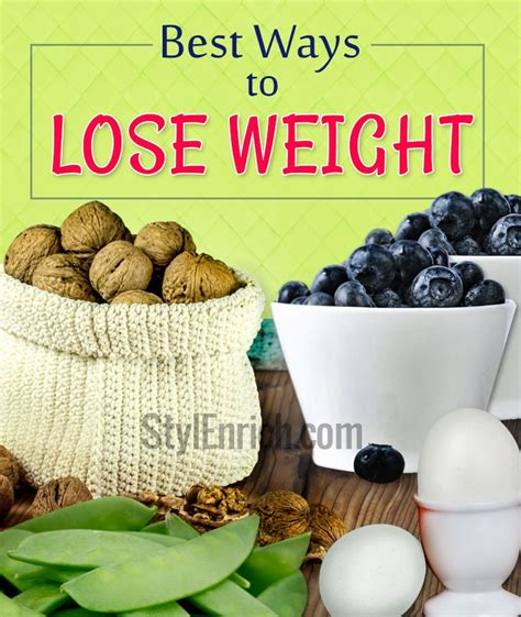 7 Best Ways To Your Weight by Best Ways To Lose Weight Stylenrich