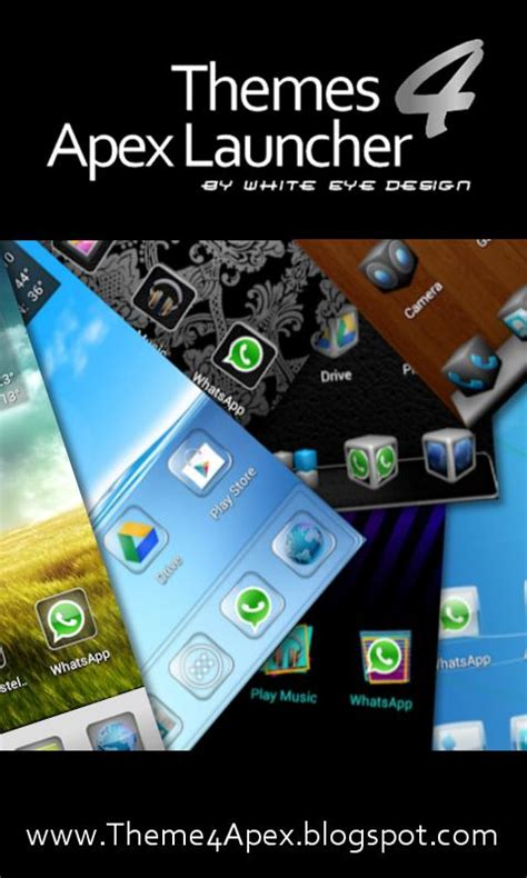 themes for android apex launcher plate theme 4 apex launcher android apps on google play