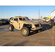 Rally Fighter A Custom 4x4 From USA  Team BHP