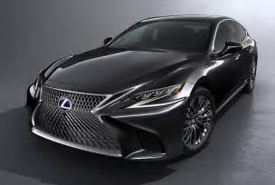 Ls Lexus Lexus Ls 500h The Wheel