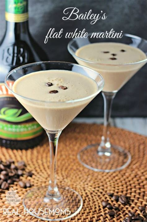Happy Hour Baileys by Bailey S Flat White Martini Recipe Martinis Beverage