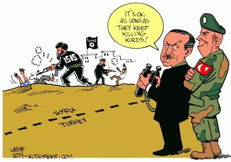 thnaksgiving current events is turkey collaborating with the islamic state on europe middle east
