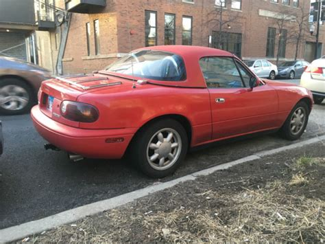 1990 mazda miata w hardtop 114 for sale