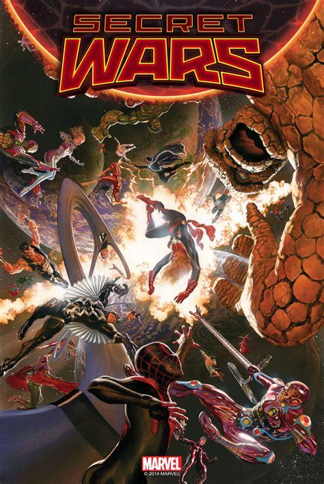 secret wars review marvel s secret wars 1 nerdist