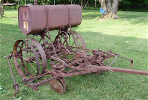 Ih Corn Planter by Ih Corn Planter Tractorshed