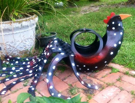 Recycled Tire Planter by Rubber Pottery Planters Recycled Tire Planters Find Us