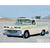 1961 Chevy Apache Pickup Truck  Custom Classic Trucks Magazine