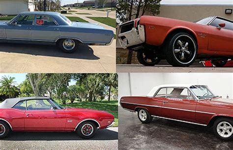 ebay cars affordable muscle cars ebay motors blog