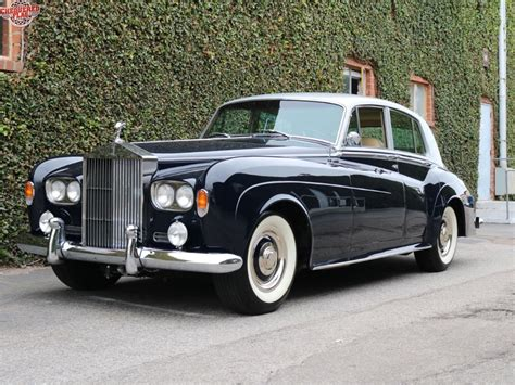 silver cloud rolls royce for sale 1964 rolls royce silver cloud for sale classiccars