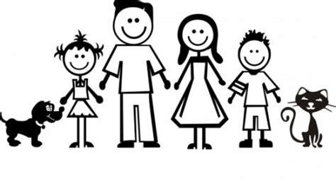imagenes infantiles familia dibujos infantiles del d 237 a de la familia para colorear