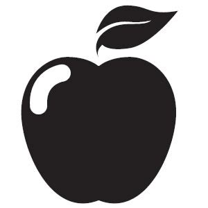 apple clipart black and white apple black and white apple fruit free clipart names a