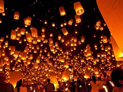 lanterne cinesi volanti significato lanterne dei desideri