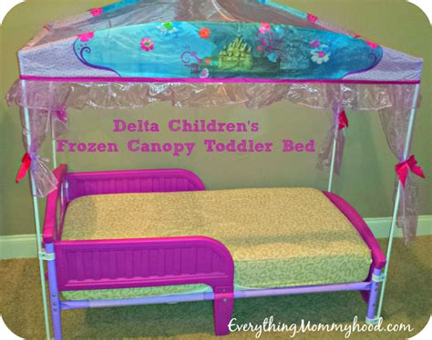 Frozen Toddler Bed With Canopy Delta Children S Frozen Upholstered Chair Frozen Toddler Canopy Bed Review Giveaway Ends 12 20