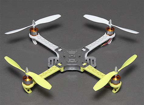 quadcopter motor and propeller st360 quadcopter frame w motors and propellers 360mm in