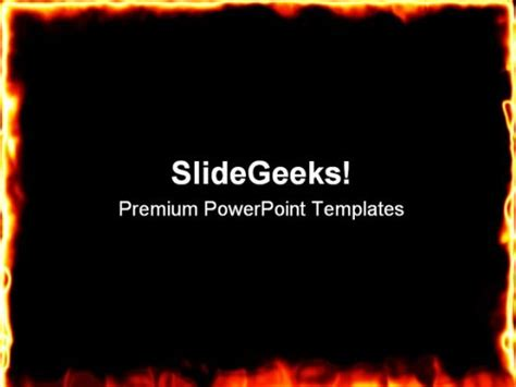 powerpoint themes free download fire best photos of fire burning template free fire