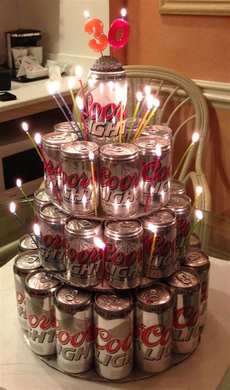is coors light a pilsner coors light can cake cans glue gun and foam board