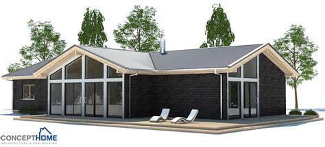 economical home plans affordable home plans economical modern home plan ch192