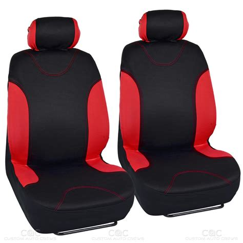 Personalized Seat Covers And Floor Mats by 13pc Seat Covers Floor Mats For Car Black W Vinyl