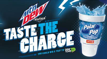 Mountain Dew Sweepstakes - mountain dew voltage prizes sweepstakes