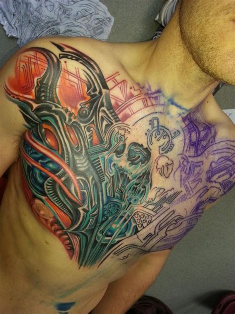 chest piece tattoo designs 387 best images about chest tattoos on