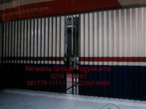 Kunci Pintu Folding Gate servis reparasi pintu folding gate harmonika di godean yogyakarta nirwana yogyakarta