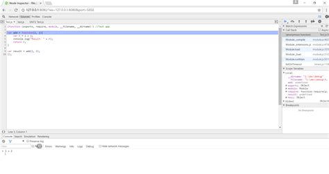 chrome javascript not working javascript chrome inspector console does not work with