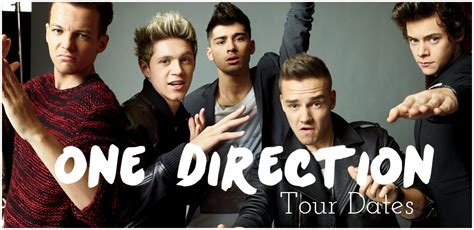 Mini Album Best Song One Direction one direction tour 2018 2019 tour dates for all one