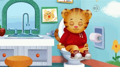 daniel has an allergy daniel tiger s neighborhood books has diarrhea been depicted on daniel tiger s neighborhood
