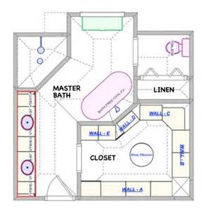 master bath plans the en suite luxury master bath mary sherwood lifestyles