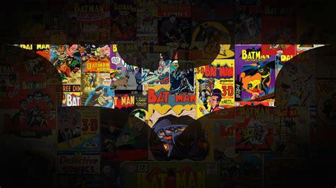 wallpaper batman retro batman collage by overlourd9 on deviantart
