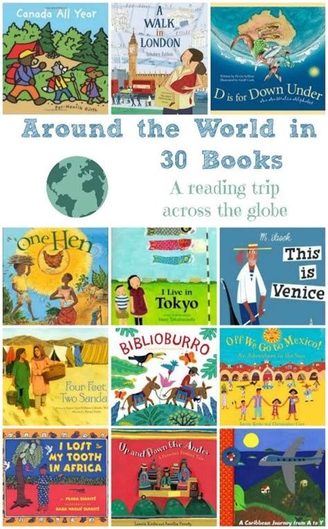 a world of culture and golf books around the world in 30 books a trip across the globe