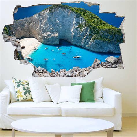 decorare una parete decorare una parete di casa con gli adesivi murali 3d 20