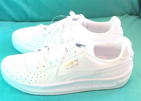 color pumas shoes shoes sale gv special sneakers color white