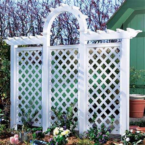free trellis plans free arched trellis woodworking plan