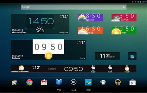 widgets android best android widgets 2013 techno gadgets