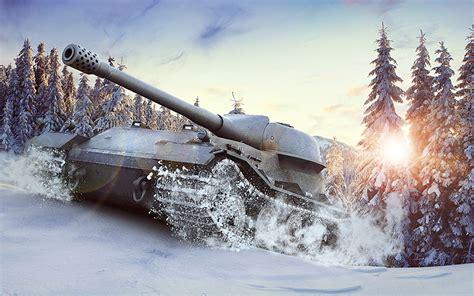 Big Wallpaper 3d World 7 image wot tanks vk 7201 spruce 3d graphics snow