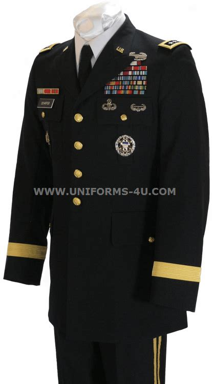 army service wear guide pictures to pin on