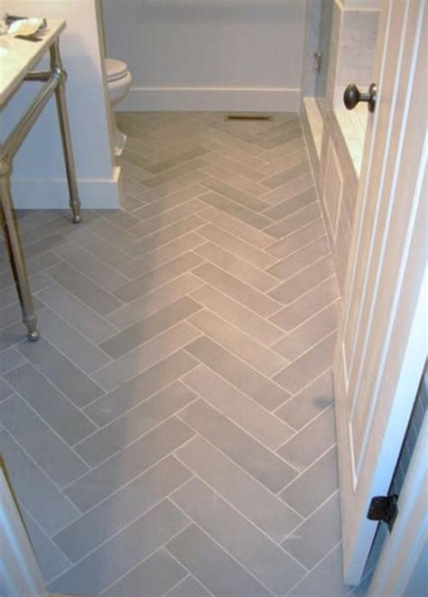 Bathroom Flooring by 37 Light Gray Bathroom Floor Tile Ideas And Pictures