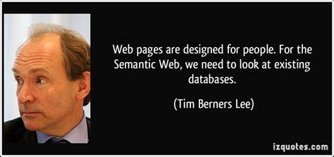 semantics quotes quotesgram tim berners lee quotes and sayings