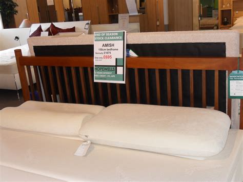 Ameri Mattress by Ameri Type Amish Beds Made In The Uk Kris In Notts